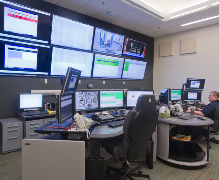 DPS Department Of Public Safety New Communications Center