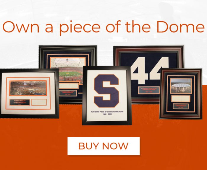 Own a piece of the Dome