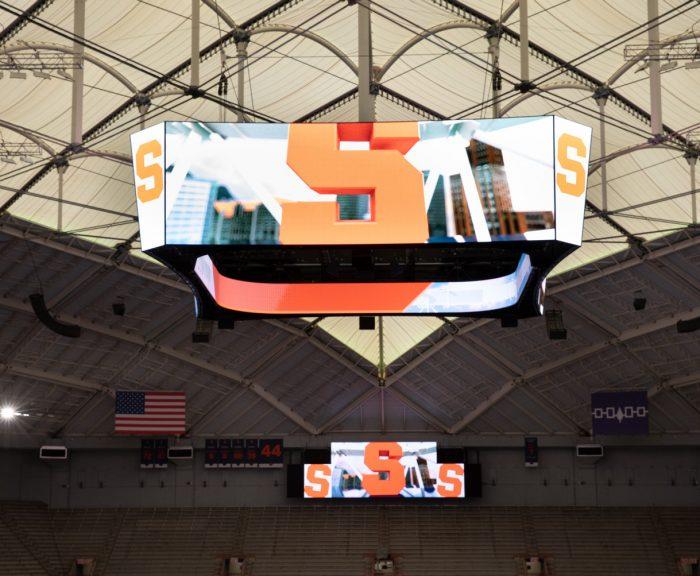 Stadium video board